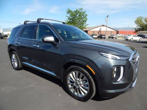 2020 Hyundai Palisade for sale at West Motor Company - West Motor Ford in Preston ID