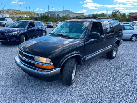 1999 Chevrolet Blazer for sale at Bailey's Auto Sales in Cloverdale VA