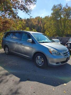 2006 Honda Odyssey for sale at Best Choice Auto Market in Swansea MA