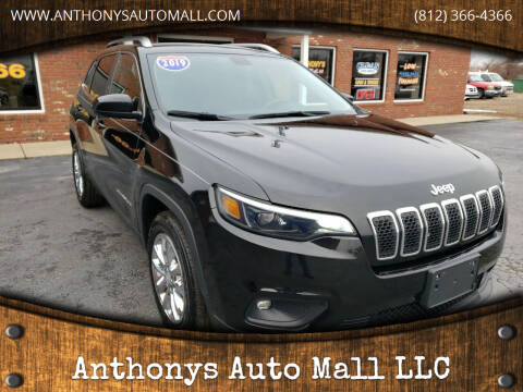 2019 Jeep Cherokee for sale at Anthonys Auto Mall LLC in New Salisbury IN