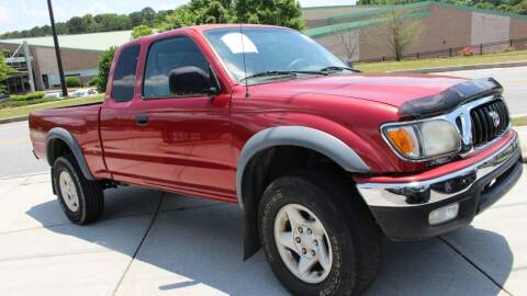 2001 Toyota Tacoma for sale at NORCROSS MOTORSPORTS in Norcross GA