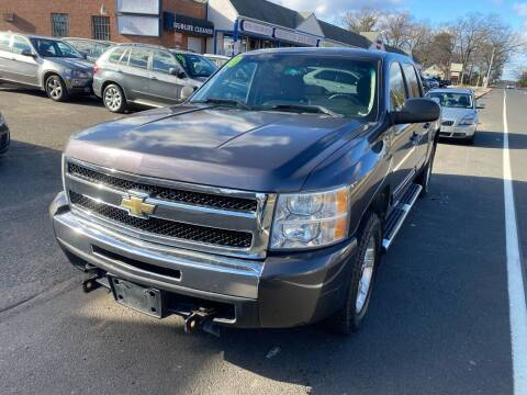 2010 Chevrolet Silverado 1500 for sale at Manchester Motors in Manchester CT