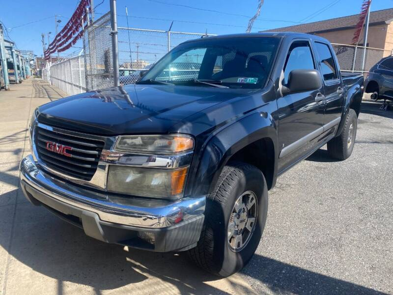 2008 GMC Canyon for sale at The PA Kar Store Inc in Philadelphia PA