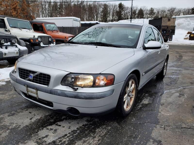 2001 Volvo S60 for sale at MX Motors LLC in Ashland MA