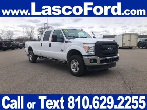 2016 Ford F-250 Super Duty for sale at Lasco of Grand Blanc in Grand Blanc MI