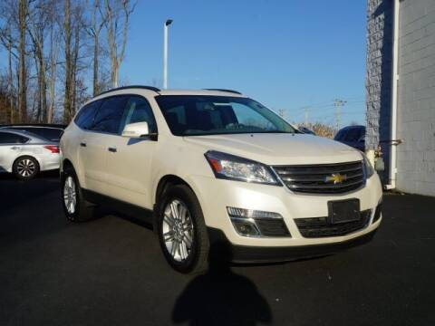 2015 Chevrolet Traverse for sale at Ron's Automotive in Manchester MD