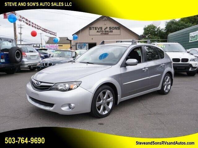 2010 Subaru Impreza for sale at Steve & Sons Auto Sales in Happy Valley OR