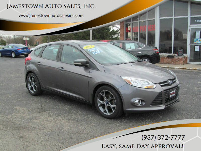 2014 Ford Focus for sale at Jamestown Auto Sales, Inc. in Xenia OH