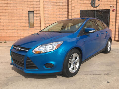 2014 Ford Focus for sale at Freedom  Automotive in Sierra Vista AZ