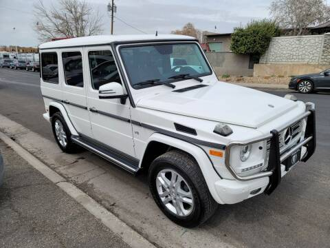 2015 Mercedes-Benz G-Class for sale at High Line Auto Sales in Salt Lake City UT