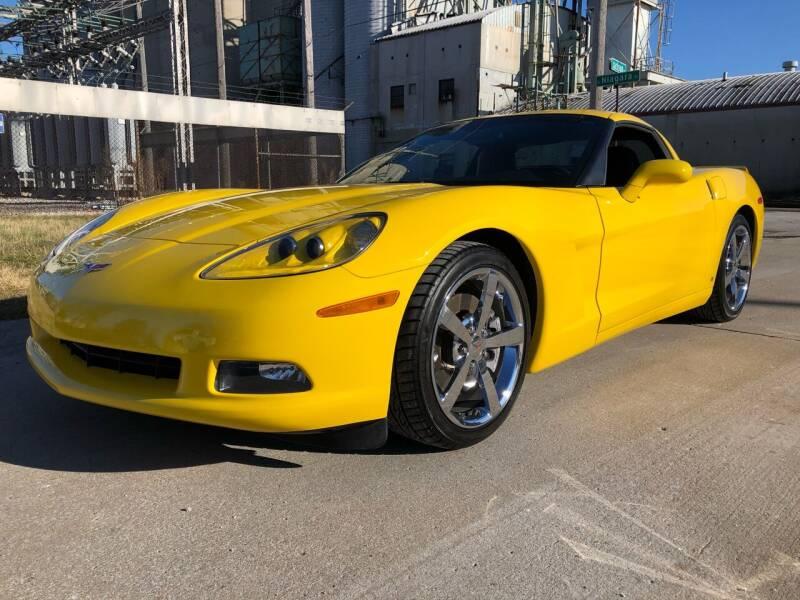 2009 Chevrolet Corvette for sale at Adrenaline Motorsports Inc. in Saginaw MI