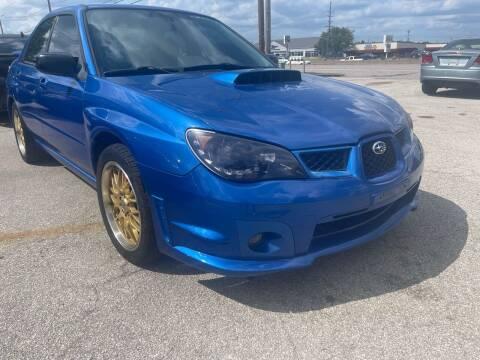 2007 Subaru Impreza for sale at STL Automotive Group in O'Fallon MO