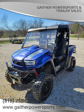 2020 Kymco 700 LE for sale at Gaither Powersports & Trailer Sales in Linton IN