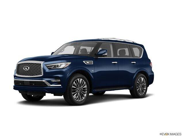 2019 Infiniti QX80 for sale at BAYWAY Certified Pre-Owned in Houston TX