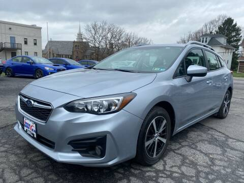 2019 Subaru Impreza for sale at 1NCE DRIVEN in Easton PA
