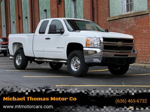 2009 Chevrolet Silverado 2500HD for sale at Michael Thomas Motor Co in Saint Charles MO