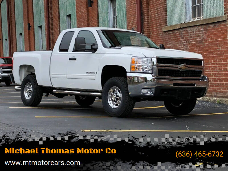 2009 Chevrolet Silverado 2500HD for sale at Michael Thomas Motor Co in Saint Charles MO