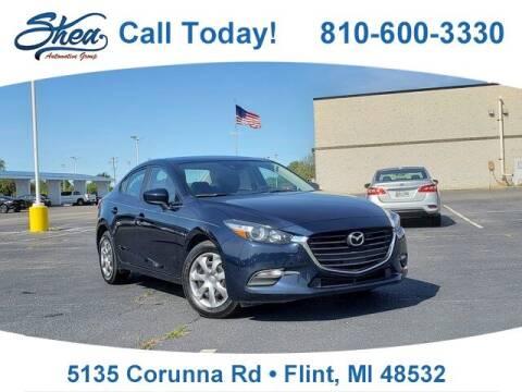 2018 Mazda MAZDA3 for sale at Erick's Used Car Factory in Flint MI