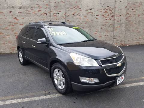 2011 Chevrolet Traverse for sale at GTR Auto Solutions in Newark NJ