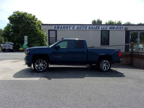 2017 Chevrolet Silverado 1500 for sale at Swanny's Auto Sales in Newton NC