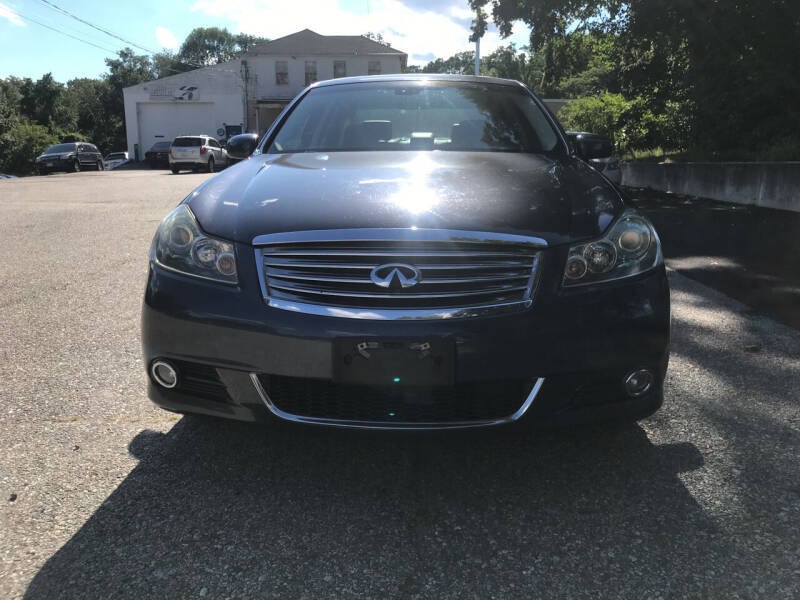 2009 Infiniti M35 for sale at Worldwide Auto Sales in Fall River MA