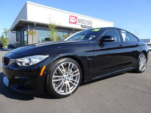 2016 BMW 4 Series for sale at Wholesale Direct in Wilmington NC