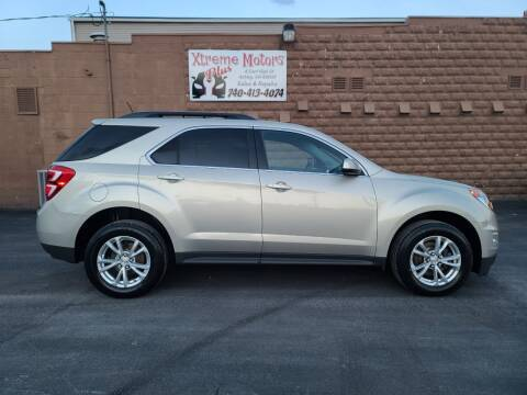 2016 Chevrolet Equinox for sale at Xtreme Motors Plus Inc in Ashley OH