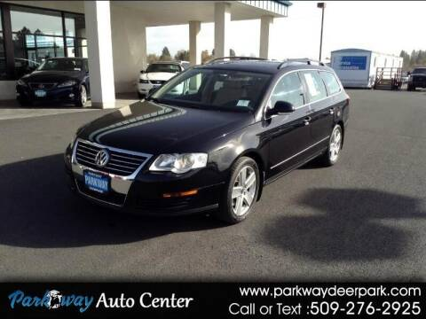 2008 Volkswagen Passat for sale at PARKWAY AUTO CENTER AND RV in Deer Park WA