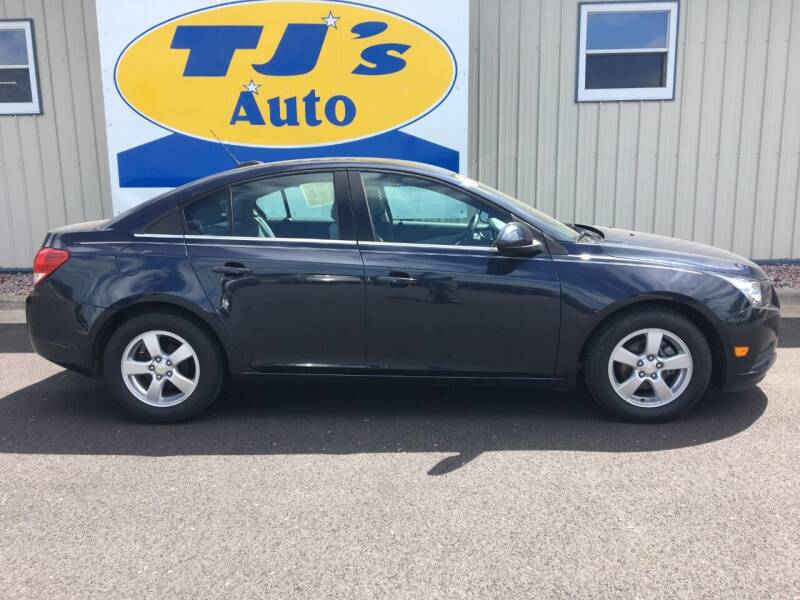 2015 Chevrolet Cruze for sale at TJ's Auto in Wisconsin Rapids WI