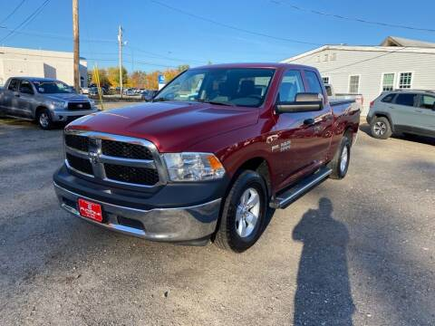 2015 RAM Ram Pickup 1500 for sale at AutoMile Motors in Saco ME
