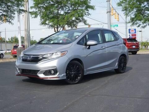 2018 Honda Fit for sale at BASNEY HONDA in Mishawaka IN