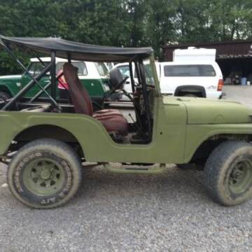 1954 Kaiser Jeep for sale at Haggle Me Classics in Hobart IN