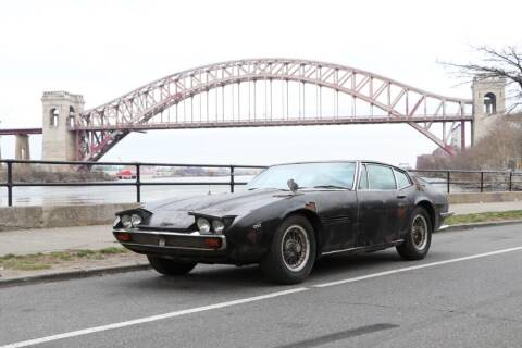 1967 Maserati Ghibli for sale at Gullwing Motor Cars Inc in Astoria NY