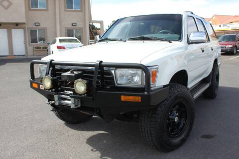 1993 Toyota 4Runner for sale at Best Auto Buy in Las Vegas NV