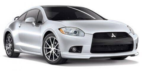 2012 Mitsubishi Eclipse for sale at SCOTT EVANS CHRYSLER DODGE in Carrollton GA