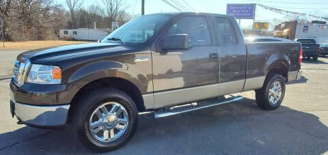 2008 Ford F-150 for sale at Russo's Auto Exchange LLC in Enfield CT