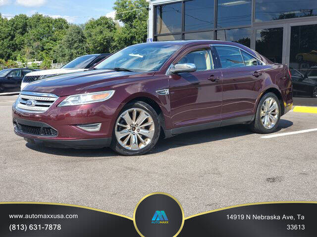 2011 Ford Taurus for sale at Automaxx in Tampa FL