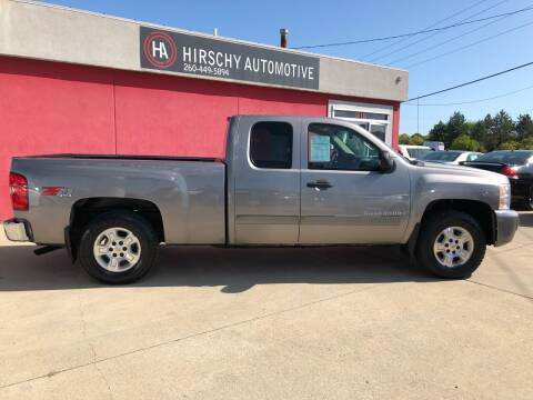 2008 Chevrolet Silverado 1500 for sale at Hirschy Automotive in Fort Wayne IN