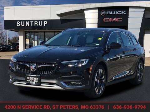 2018 Buick Regal TourX for sale at SUNTRUP BUICK GMC in Saint Peters MO