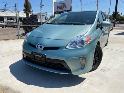 2014 Toyota Prius for sale at Vtek Motorsports in El Cajon CA