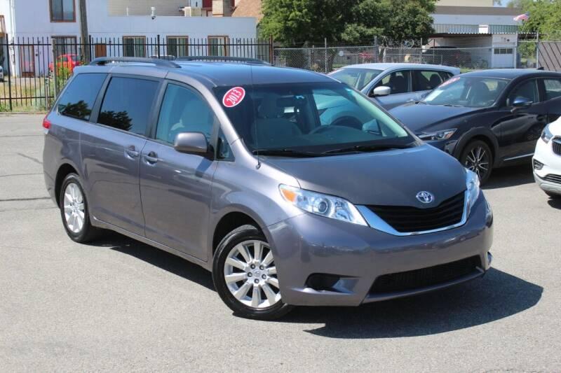 2013 Toyota Sienna for sale at Car Bazaar INC in Salt Lake City UT