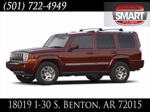 2010 Jeep Commander for sale at Smart Auto Sales of Benton in Benton AR