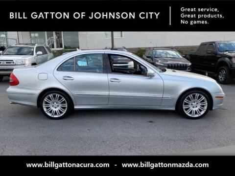 2007 Mercedes-Benz E-Class for sale at Bill Gatton Used Cars - BILL GATTON ACURA MAZDA in Johnson City TN
