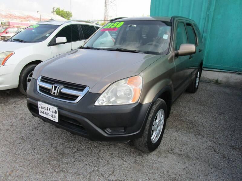 2004 Honda CR-V for sale at Cars 4 Cash in Corpus Christi TX