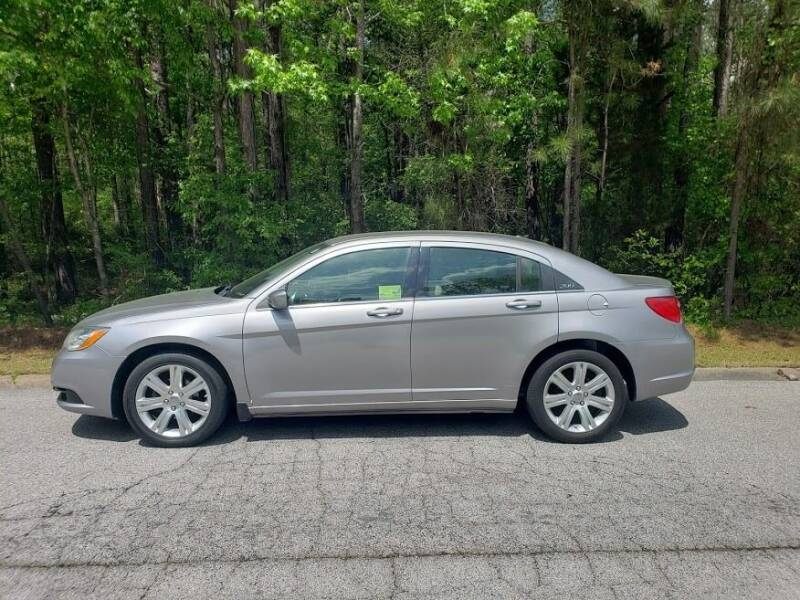 2013 Chrysler 200 for sale at MATRIXX AUTO GROUP in Union City GA