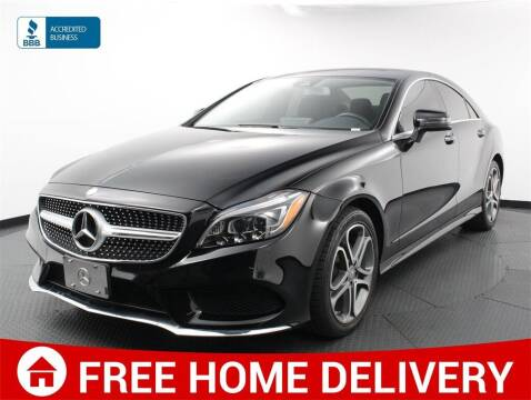 2016 Mercedes-Benz CLS for sale at Florida Fine Cars - West Palm Beach in West Palm Beach FL