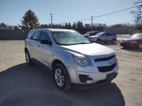 2010 Chevrolet Equinox for sale at Hilltop Auto in Prescott MI