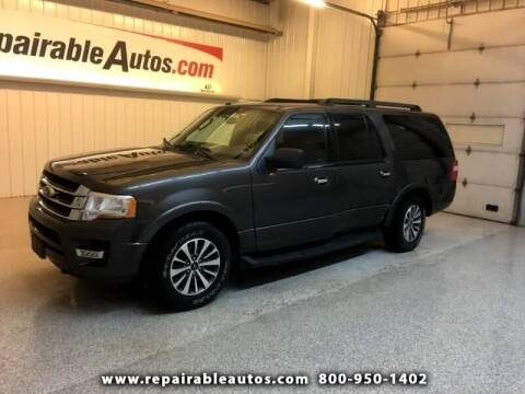 2016 Ford Expedition EL for sale at Ken's Auto in Strasburg ND