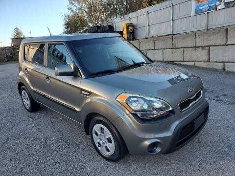 2013 Kia Soul for sale at Fortier's Auto Sales & Svc in Fall River MA