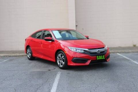 2017 Honda Civic for sale at El Patron Trucks in Norcross GA